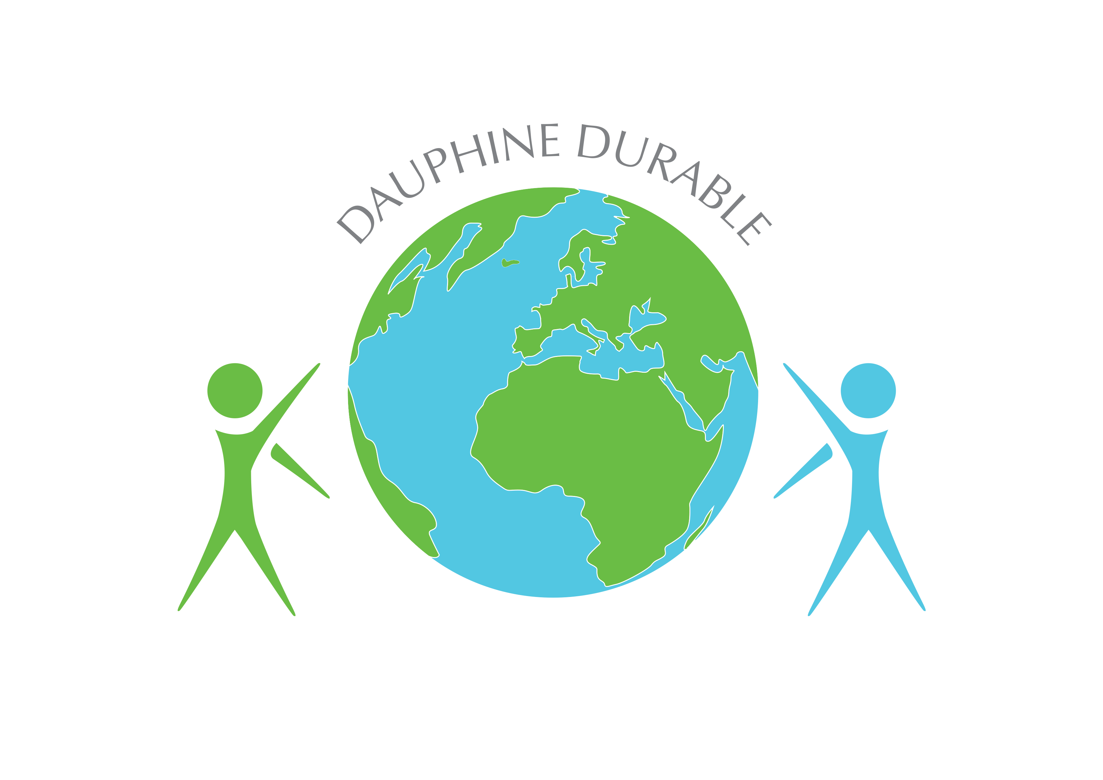 LOGO DAUPHINE DURABLE PNG